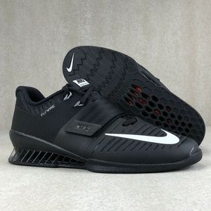 Nike Romaleos 3 Weightlifting Black 852933-002